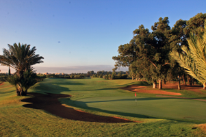 Golfplatz Club Agadir, Marokko