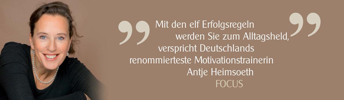 Medienberichte über Antje Heimsoeth