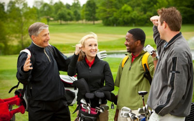Leadership und Golf Heimsoeth Academy