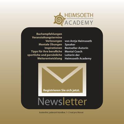 Hier Newsletter bestellen
