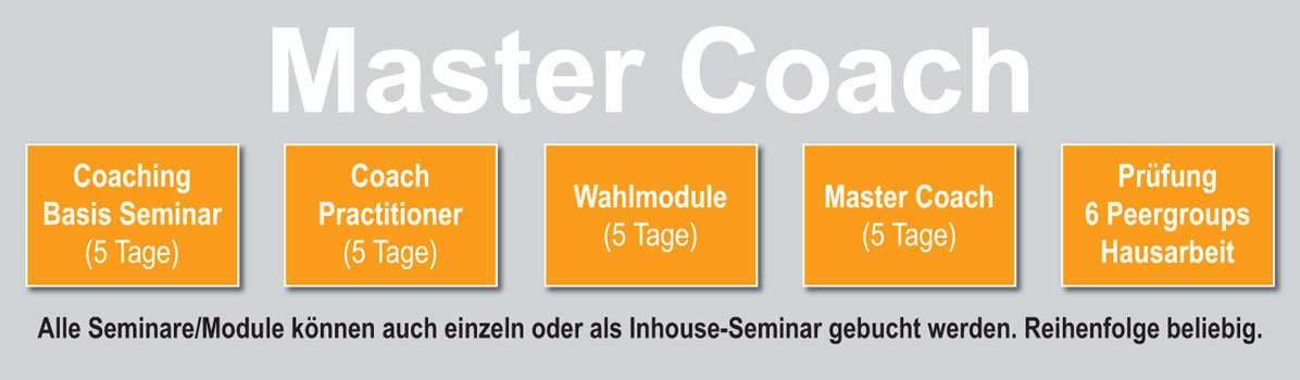 Ausbildung Master Coach Heimsoeth Academy