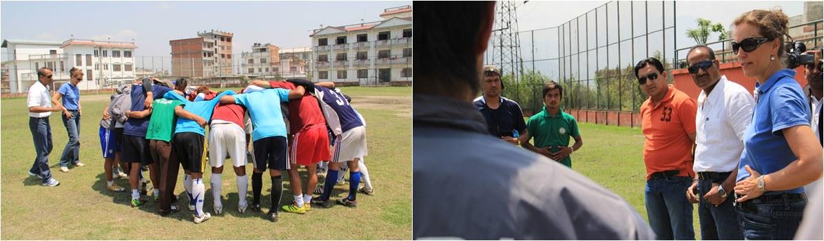 Mentaltraining im Fußball Heimsoeth Academy
