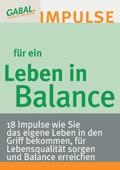 Impulse für ein Leben in Balance - Antje Heimsoeth