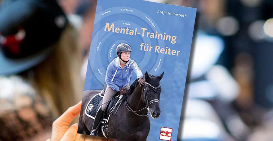 Buch Mentaltraining für Reiter und Trainer Antje Heimsoeth