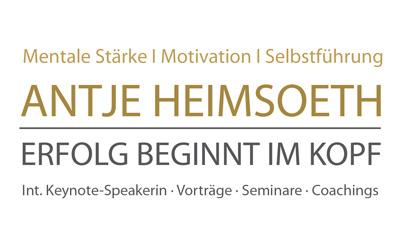 Antje Heimsoeth Speaker Expertin für Mentale Stärke & Motivation