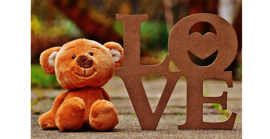Was Liebe für 4-8jährige bedeutet - Antje Heimsoeth