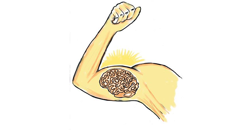 Mental Tipp - Muskeltest - Antje Heimsoeth