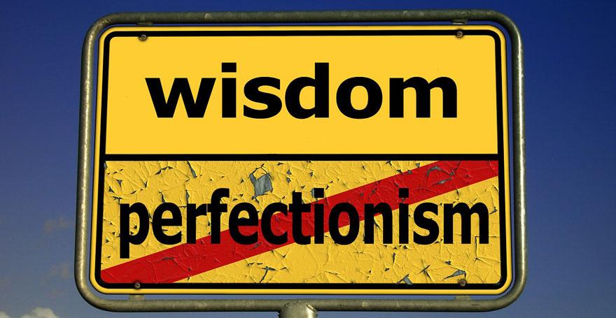 Perfektionismus als Karrierebremse - Antje Heimsoeth