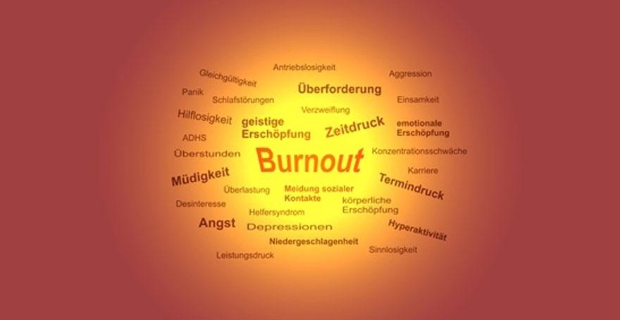 Mentale Gesundheit - Burnout - Antje Heimsoeth