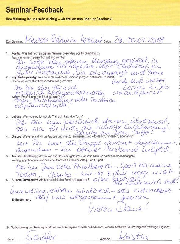 Kristin Schäfer, Roche Diagnostics Deutschland GmbH