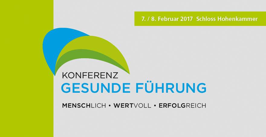"""1. Konferenz """"Gesunde Führung"""" der WEKA Akademie"""