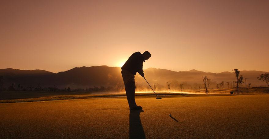 Pre-Shot-Routine - Golf Routinen und Rituale - Antje Heimsoeth
