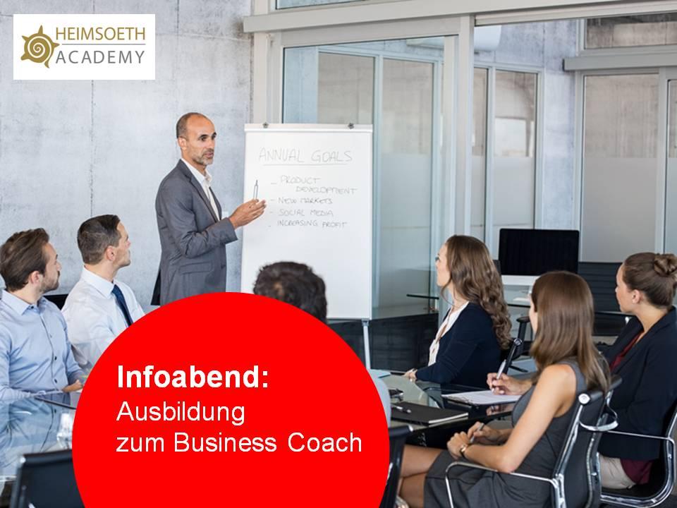 Gratis Online Infoabend Business Coach