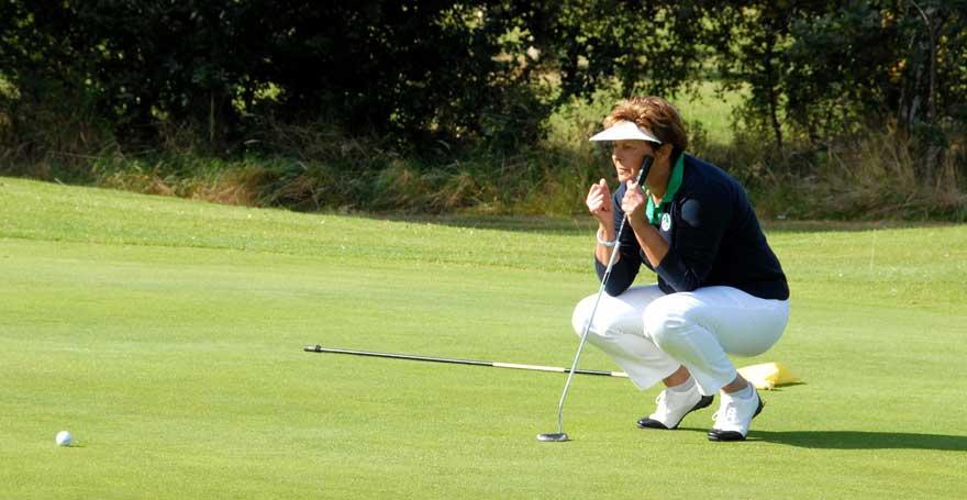 Golf mental: Wie gehe ich mit Fehlern auf dem Golfplatz um - Antje Heimsoeth
