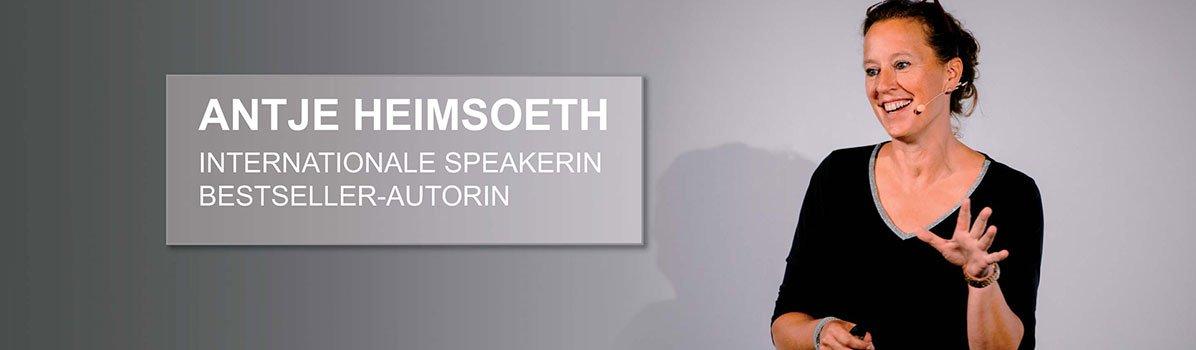 Vortragsredner / Keynote Speaker / Redner werden - Heimsoeth Academy