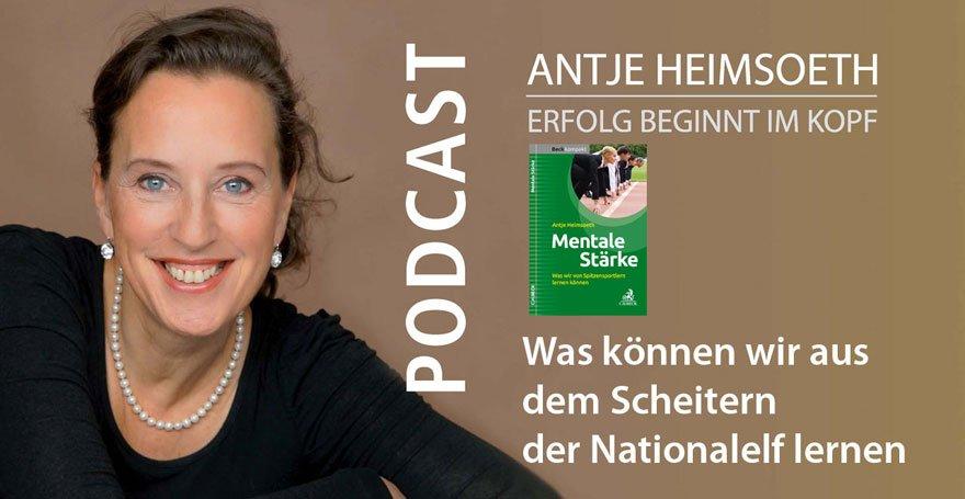 Podcast: Was können wir aus dem Scheitern der Nationalelf lernen