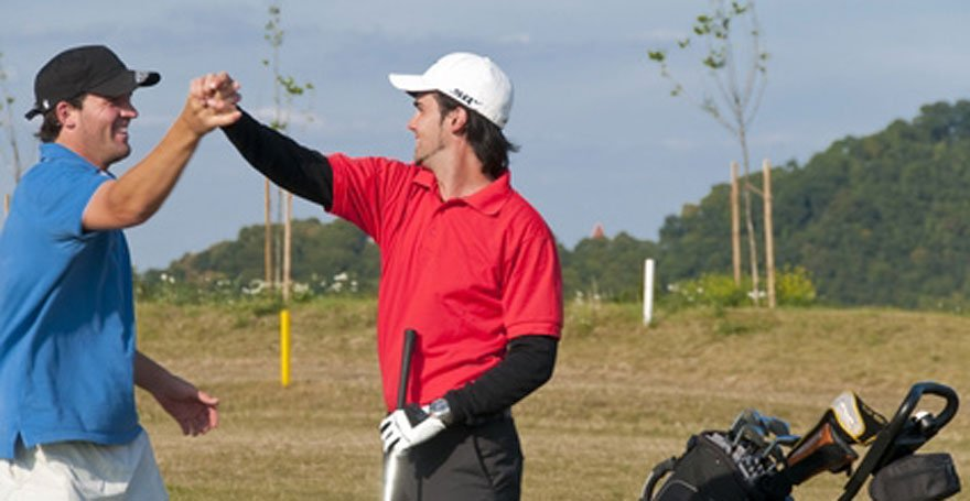 Golf Mentaltraining: Wie werde ich ein glücklicher und erfolgreicher Golfer - Antje Heimseoth