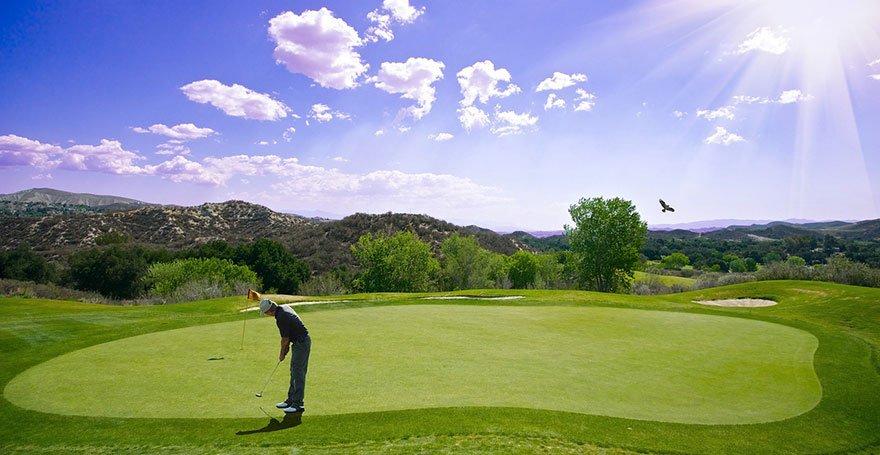 Golf mental: Umgang mit Druck & Stress - Antje Heimsoeth