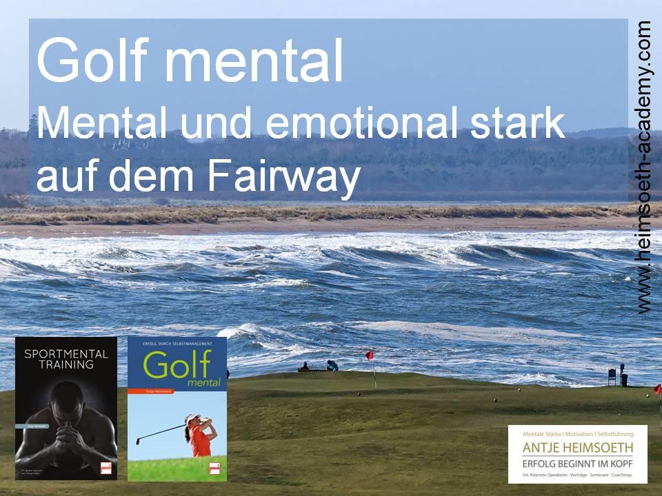 Vorteile und Nutzen von Golf Mental-Training