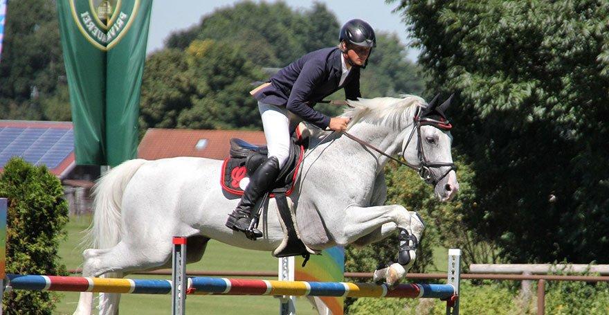 Mentaltraining für Reiter: Vorbereitung auf die Turniersaison - Antje Heimsoeth