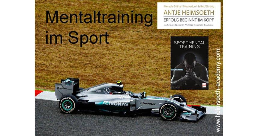 Themen, die im Sportmentaltraining durch einen Mental Coach begleitet werden können - Antje Heimsoeth