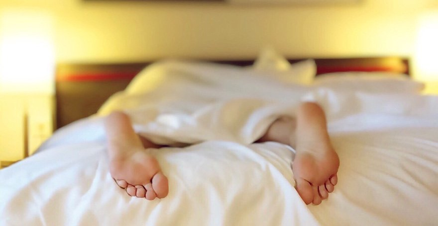 Schlaf und Produktivität - Antje Heimsoeth