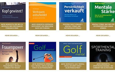 Bücher, Hörbücher, DVDs - Antje Heimsoeth