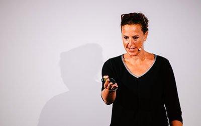 Keynote Speaker Antje Heimsoeth