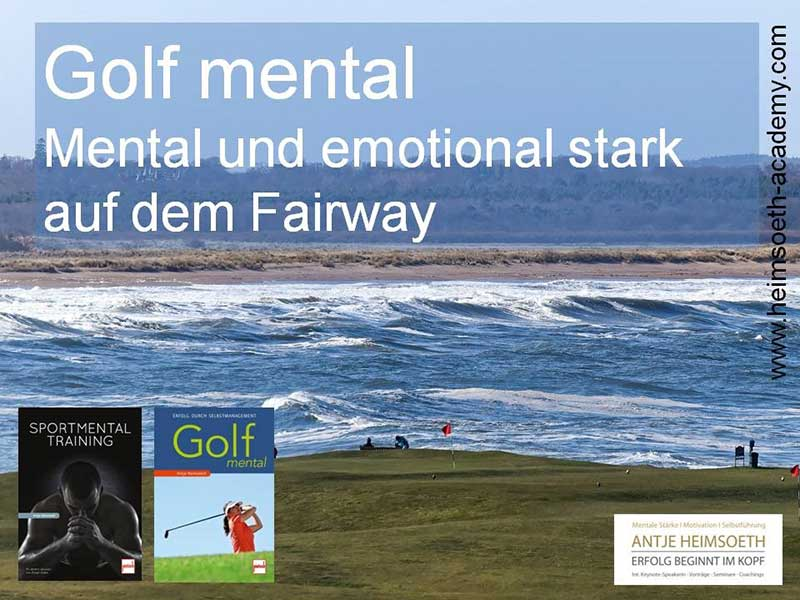 Golf mental: Golf-Handicap verbessern – So geht´s