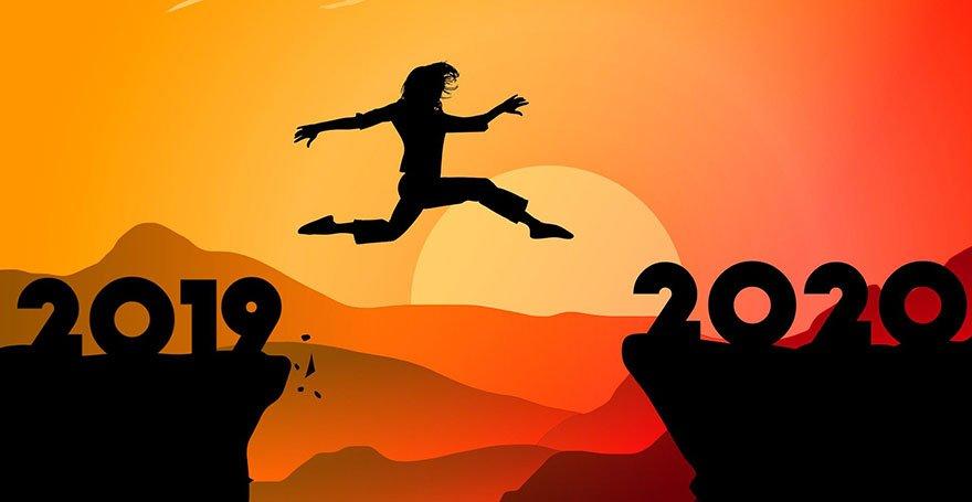 Fragen für ein erfüllteres und erfolgreiches Jahr 2020 – Rückblick & Ausblick