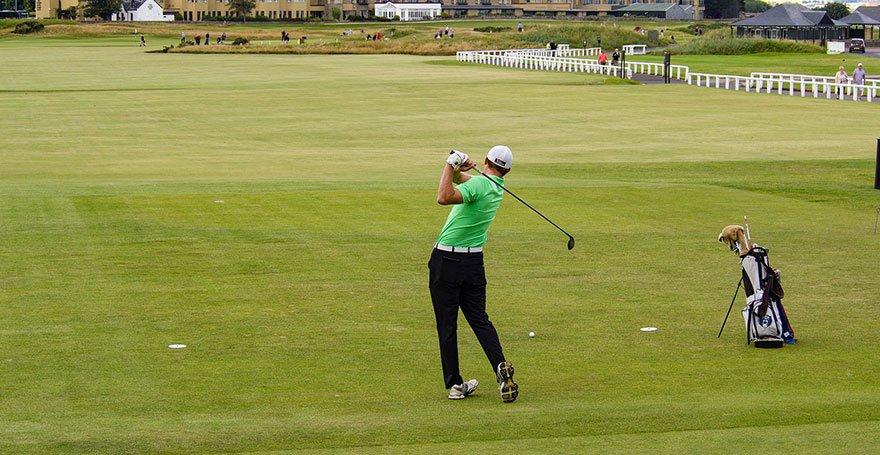 Golf mental: Wie Sie Ihr bestes Golf spielen - Antje Heimsoeth