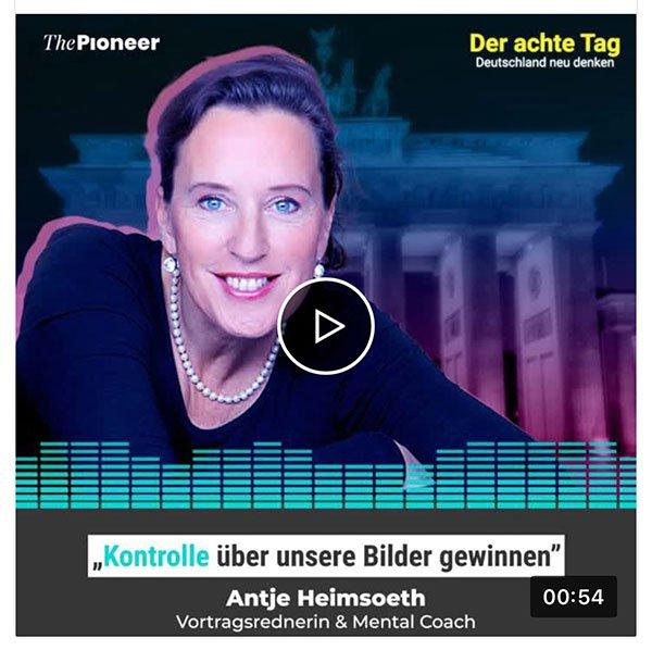 """Steingarts Podcast-Zyklus """"Der achte Tag: Deutschland neu denken"""