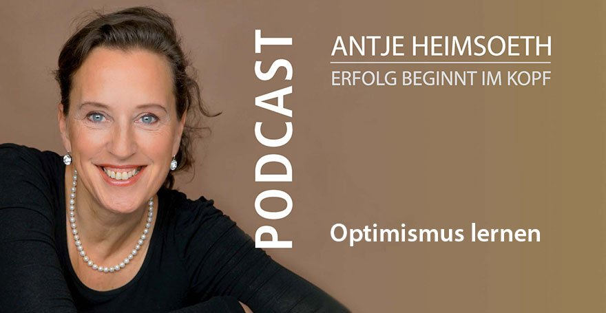 Podcast: Optimismus lernen