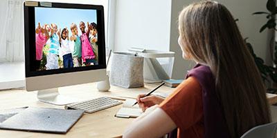 E-Learning, zeit- und ortsunabhängig
