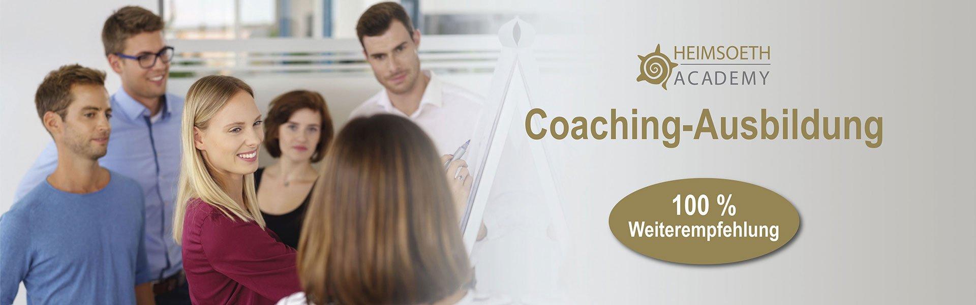 Coach Ausbildung zertifiziert Heimsoeth Academy