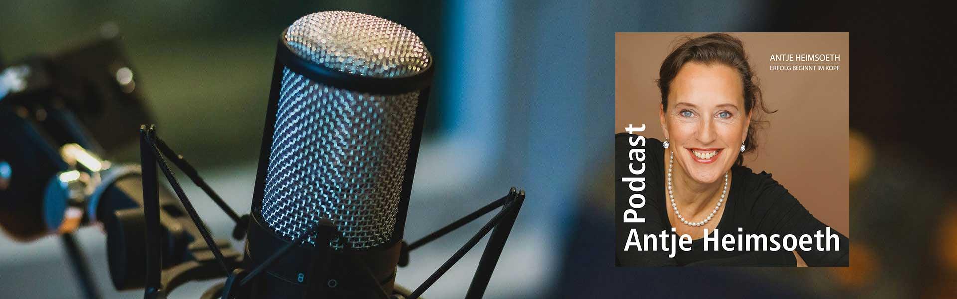 Podcast Antje Heimsoeth