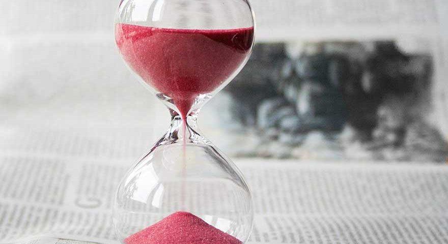 Vom Umgang mit der Zeit - Antje Heimsoeth