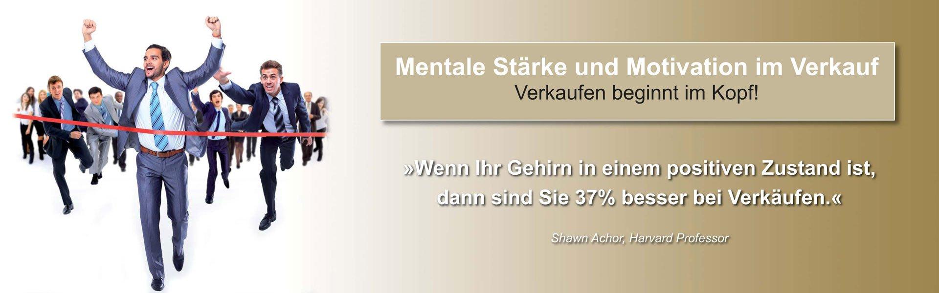 Gratis Live Webinar Mentale Stärke und Motivation im Vertrieb und Verkauf