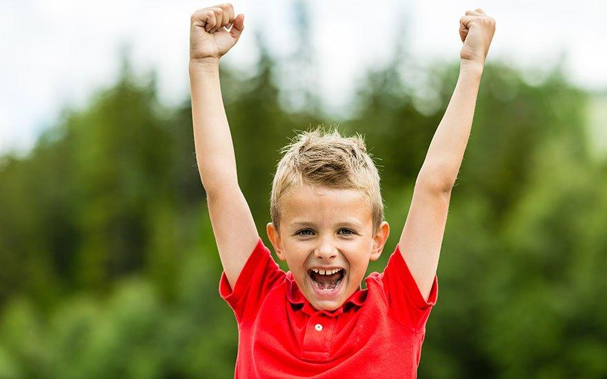 Das Selbstwertgefühl Ihres Kindes stärken