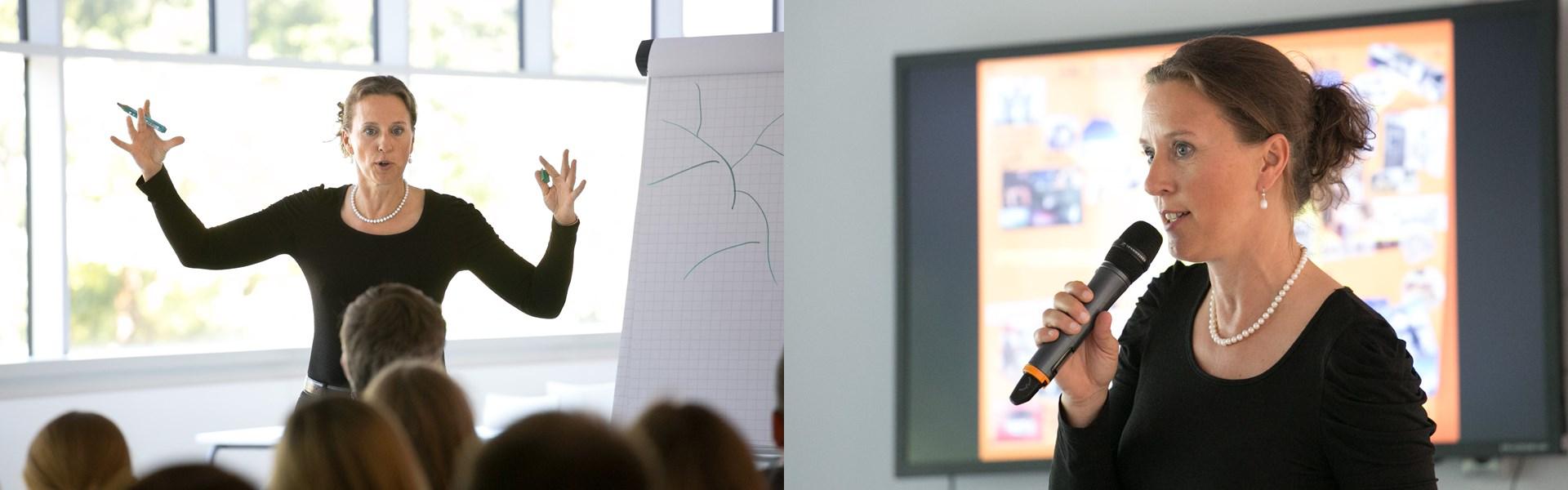 Modul Trainingskompetenzen für Workshops & Seminare - Antje Heimsoeth