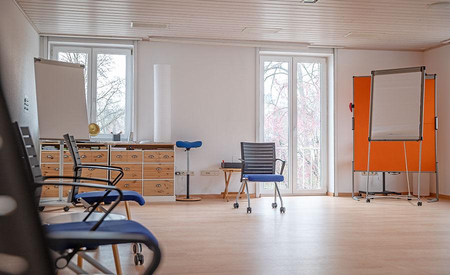 Seminarraum mieten Rosenheim - Heimsoeth Academy