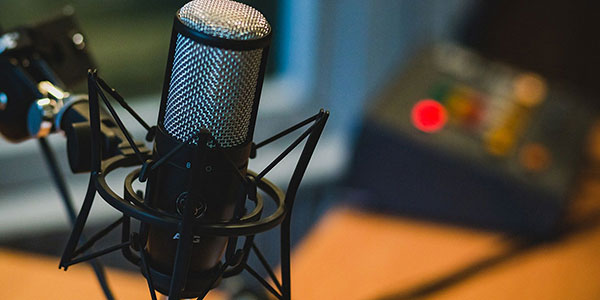 Podcasts mit Antje Heimsoeth