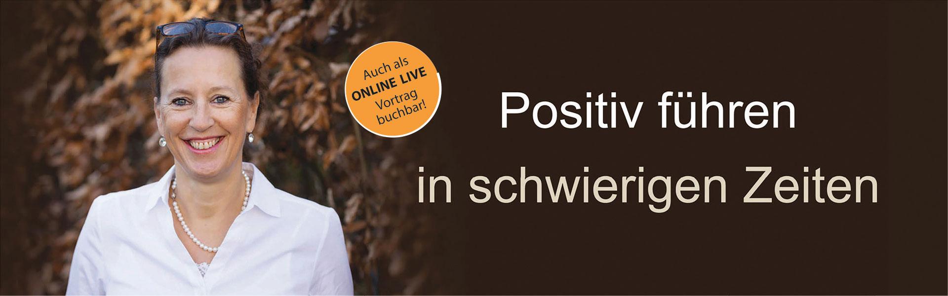 Webinar Positiv Führen – von der Kurzarbeit und dem Homeoffice zurück ins Büro