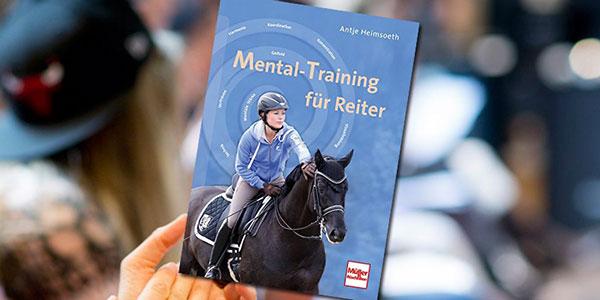 """Buch zum Thema """"Mental-Training für Reiter"""""""
