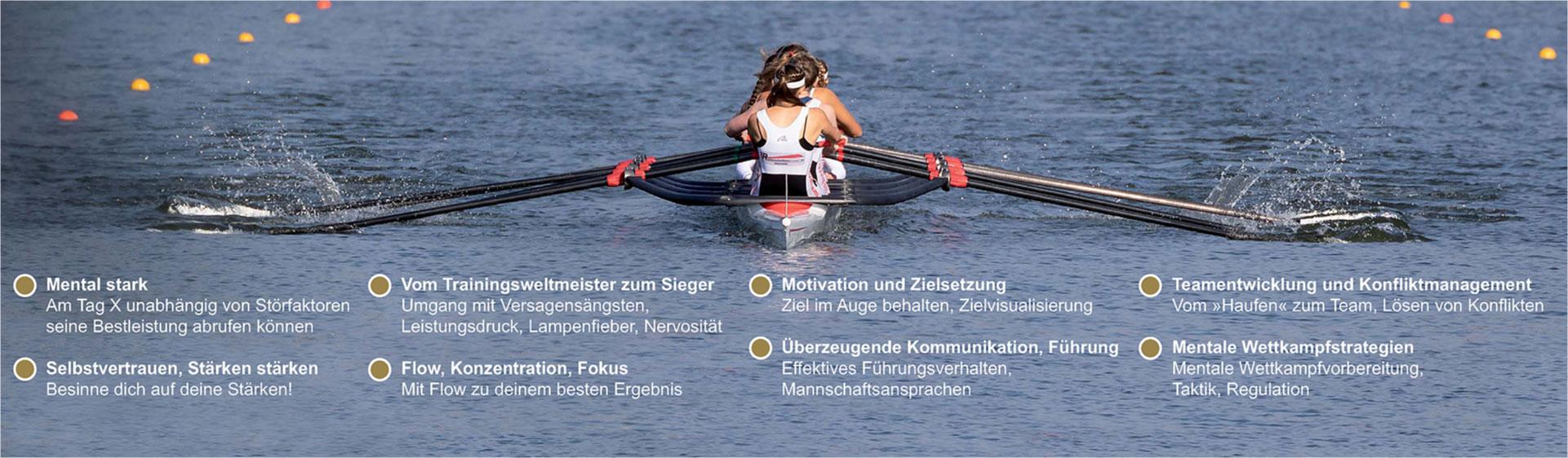 Ausbildung Sport Mental Coach, ECA, Advanced - Antje Heimsoeth